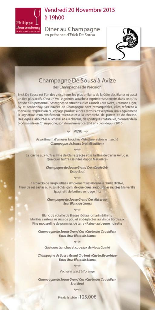 Soirée-Champagnes-De-Sousa